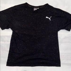 Men's Puma Short Sleeve Tshirt large
